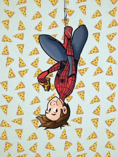 Poster Spider-Boy   homem aranha
