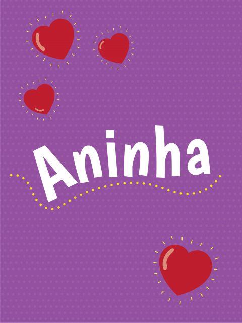 Poster Aninha