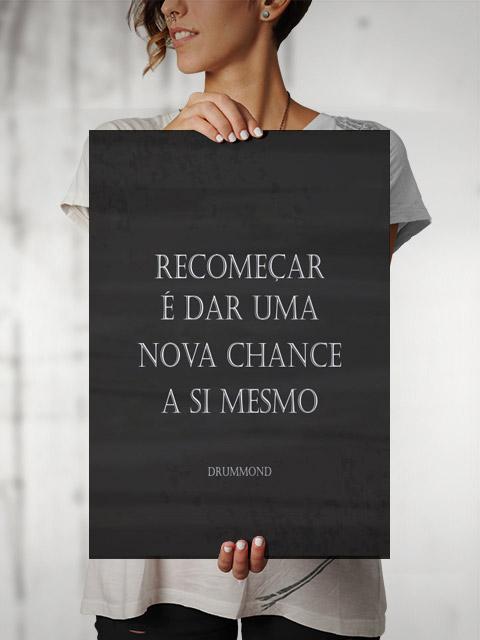 Poster Drummond