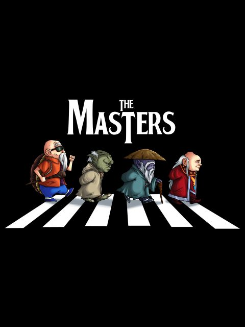 Poster The Masters