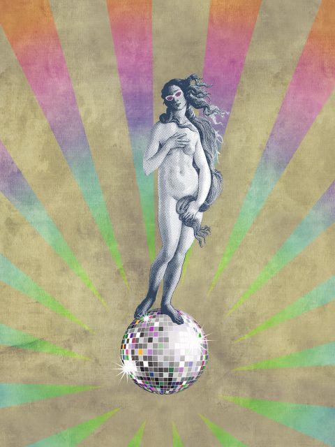 Poster Disco Venus