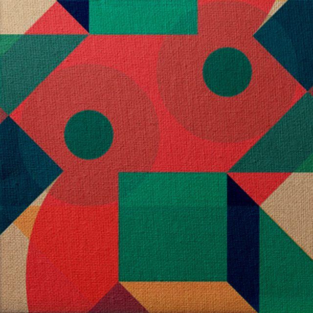 Poster Geometric War