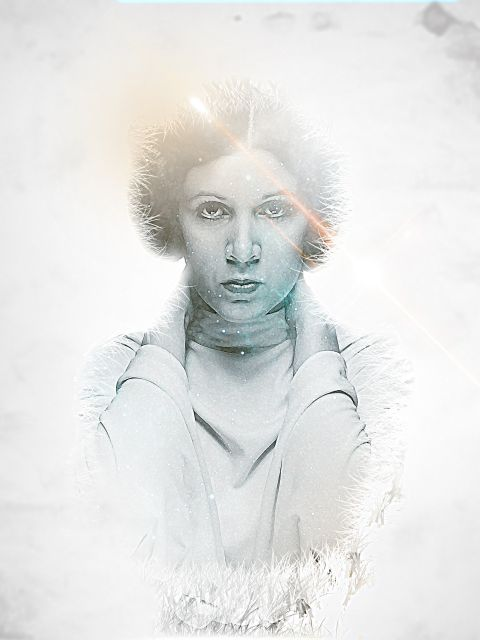 Poster Princesa Leia