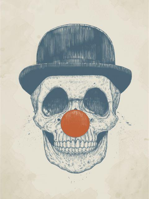 Poster Dead Clown