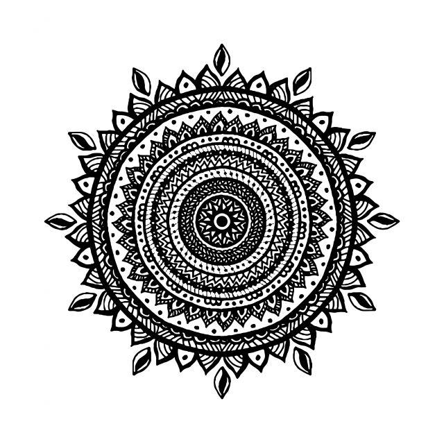 Poster Mandala - 030