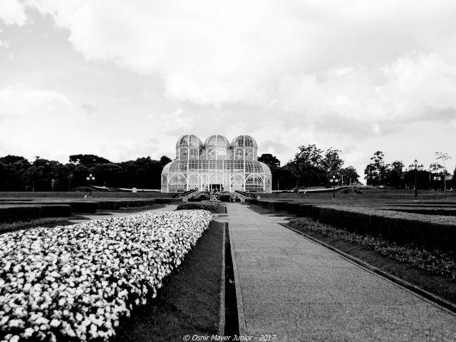Poster Jardim Botânico de Curitiba PB 1   Paraná
