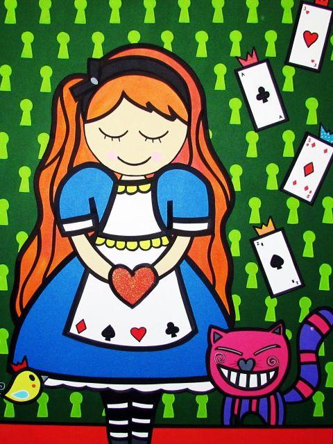 Poster Alice no País das Maravilhas