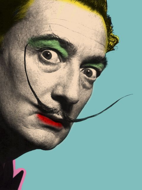 Poster Salvador Dalí   Salvador Dalí salvador