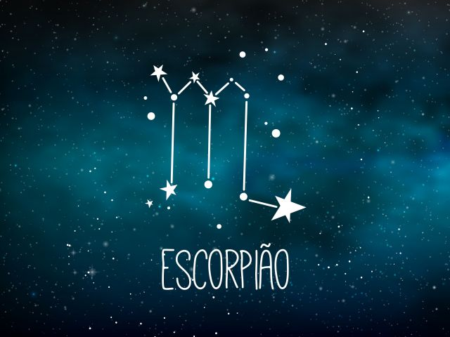 Poster Escorpião