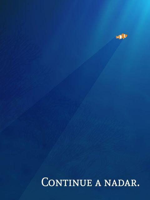 Poster Procurando Nemo