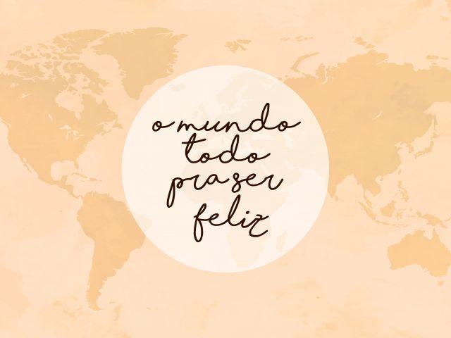 Poster Mundo I