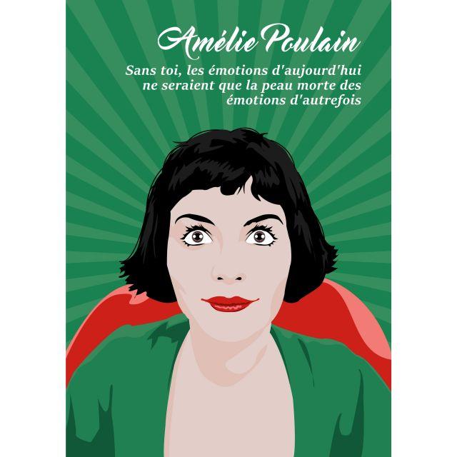 Poster Amélie Poulain