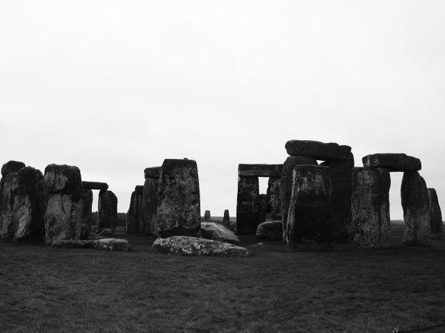 Poster Stonehenger