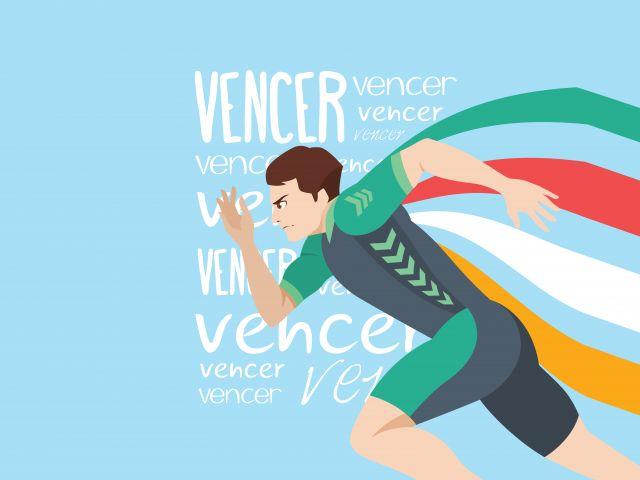 Poster Vencer