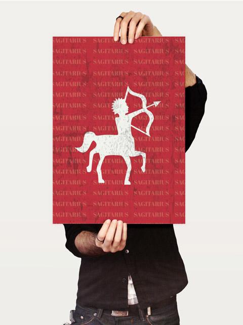 Poster Sagitário