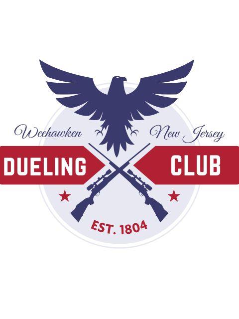 Poster Clube de Duelos - Hamilton