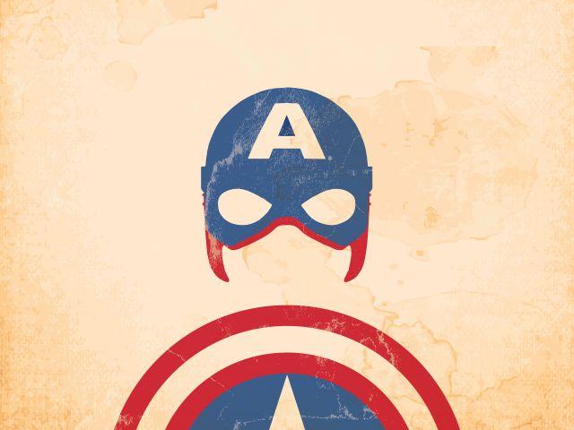 Poster Capitão América