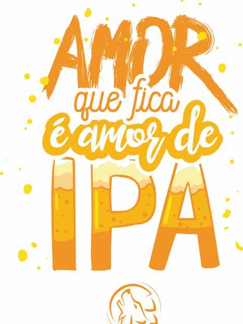 Poster Amor de IPA