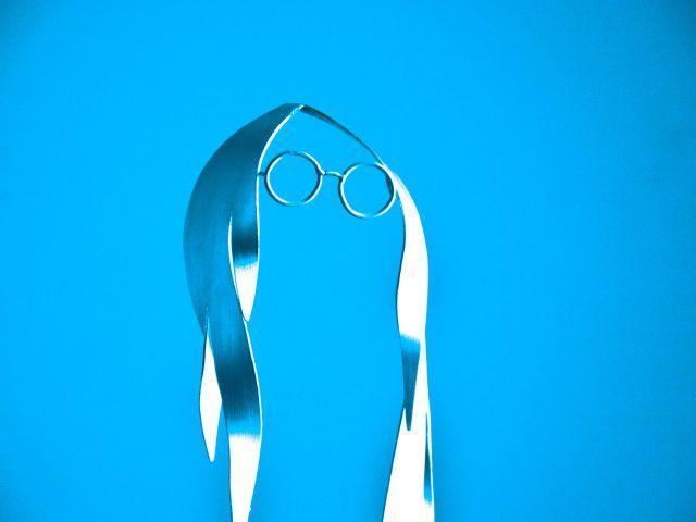 Poster John Lennon Blue