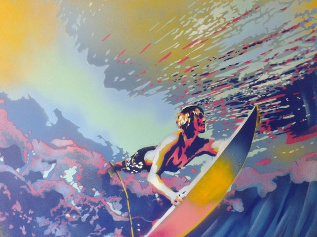 Poster Surfing 2