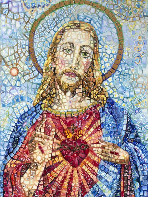 Poster Sagrado Coração
