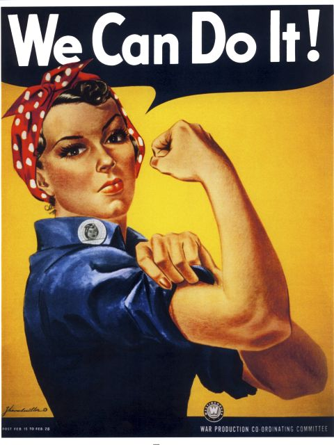 Poster We Can Do It 2