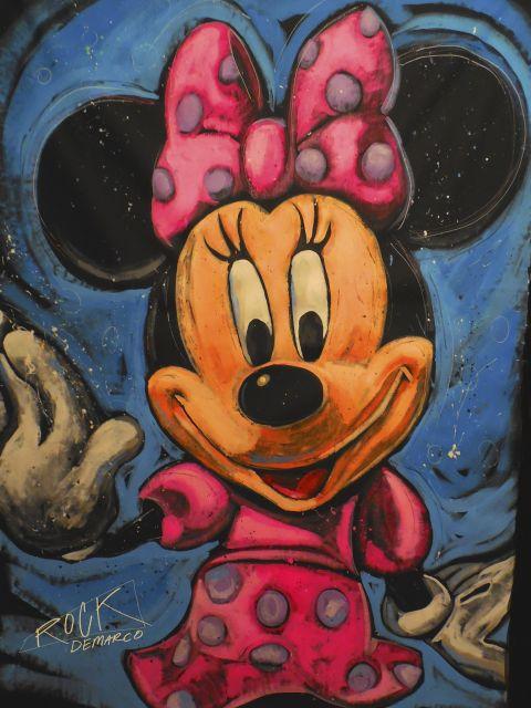 Poster Minnie