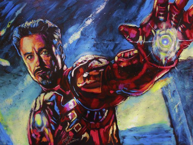 Poster Ironman 2