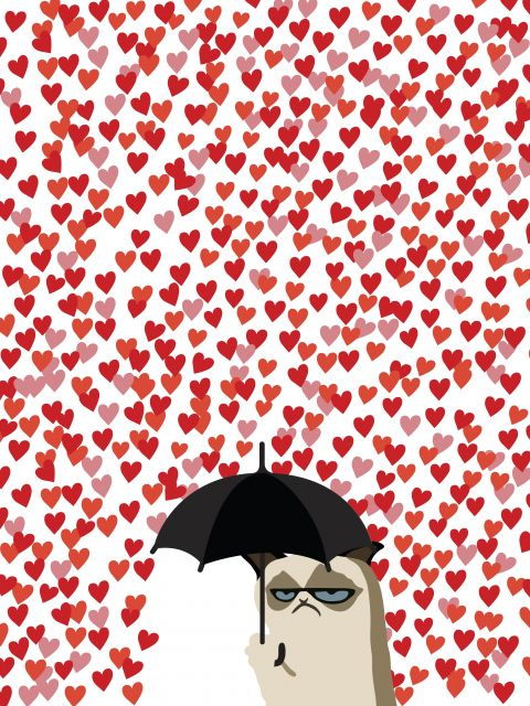 Poster Chuva de amor
