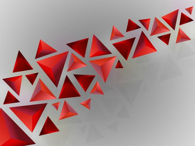 Poster Tetraedros