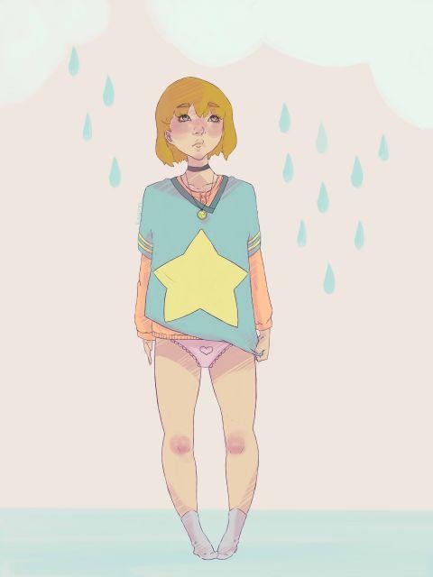 Poster Rain girl
