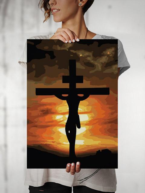 Poster Crucificação