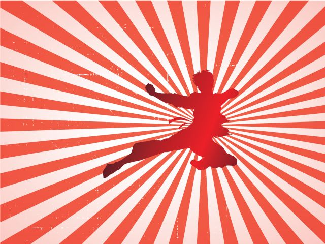 Poster Karatê
