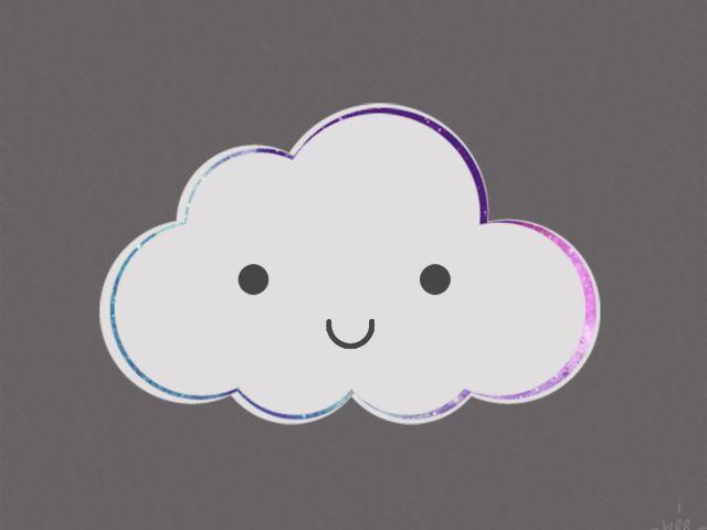 Poster A Nuvem