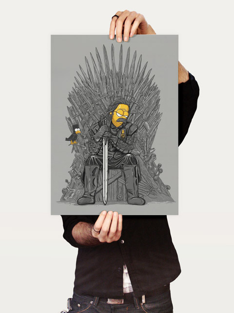 Poster Ned