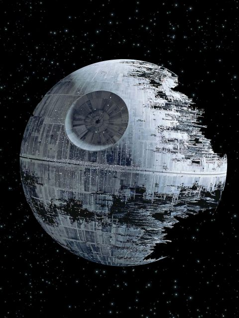 Poster Death Star