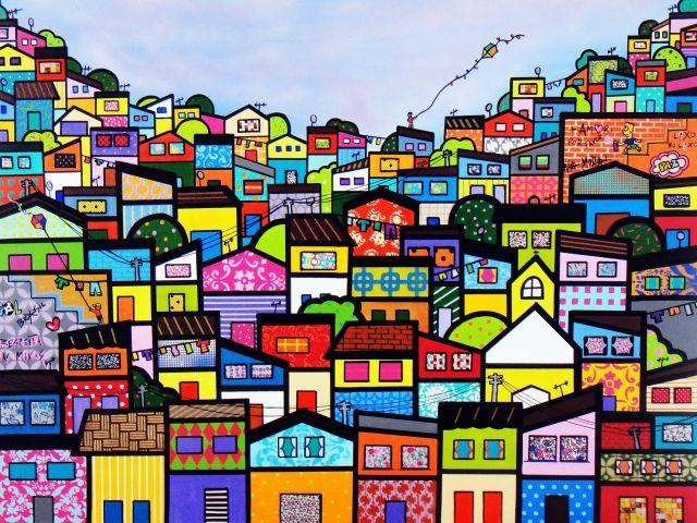 Poster Favela