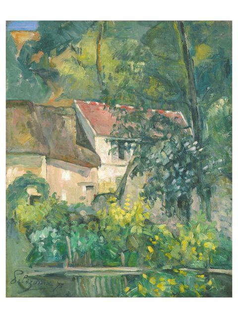 Poster House of Père Lacroix