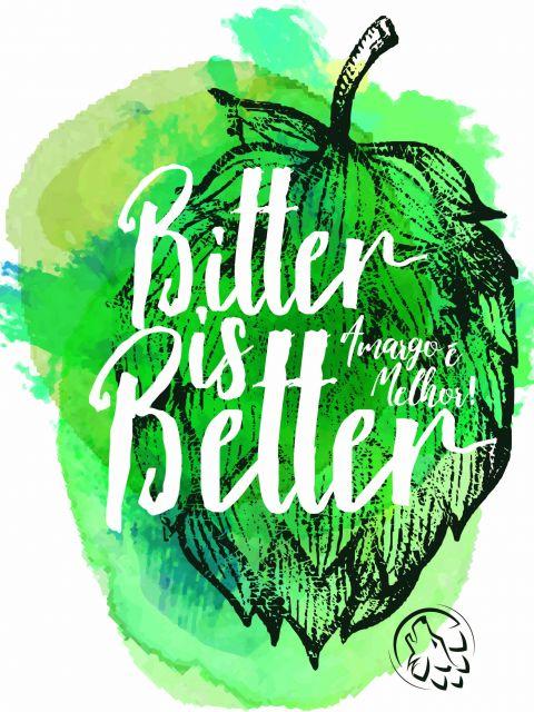 Poster Bitter is Better