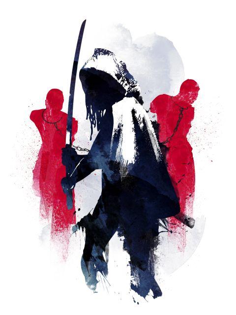 Poster Michonne