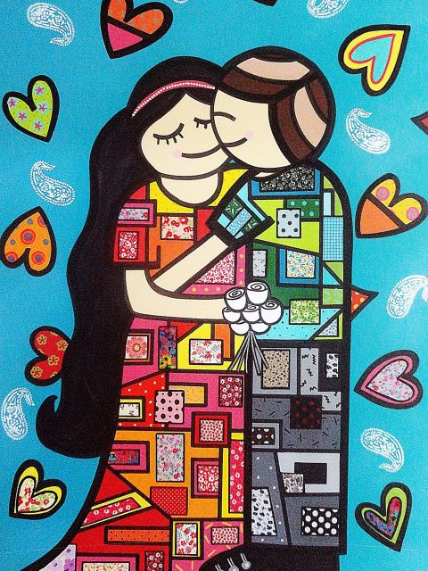 Poster O Beijo