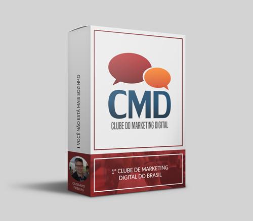 Clube do Marketing Digital - Pagamento por boleto