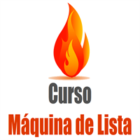 Curso MÁQUINA DE LISTA