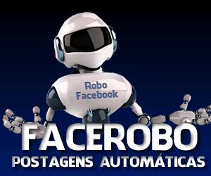 Face Robô! Postagens Automáticas