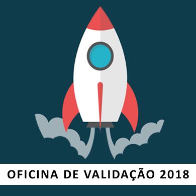 OFICINA DE VALIDAÇÃO 2018: Farouk Palis - VAGAS LIMITADAS