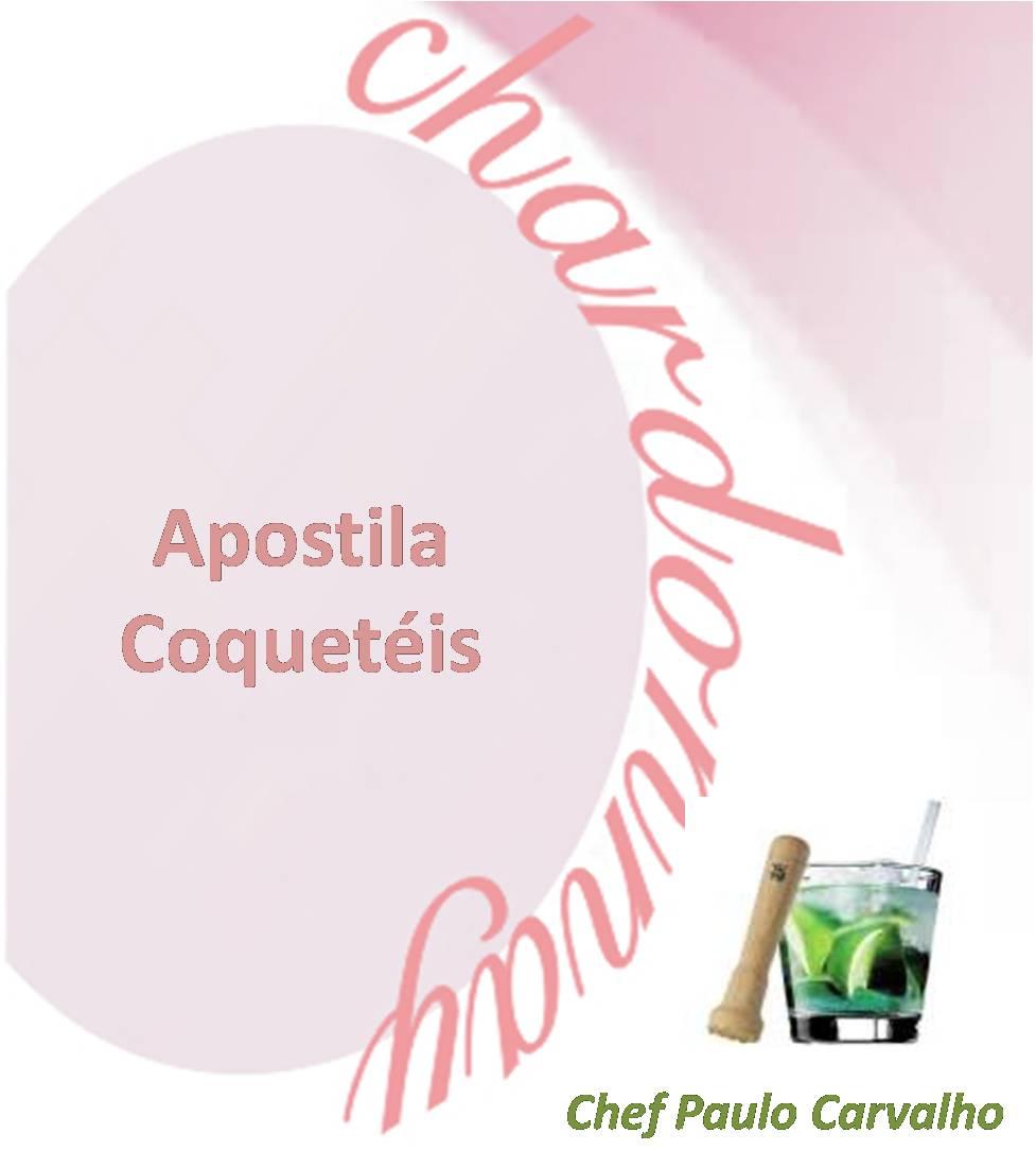 Apostila Coquetéis