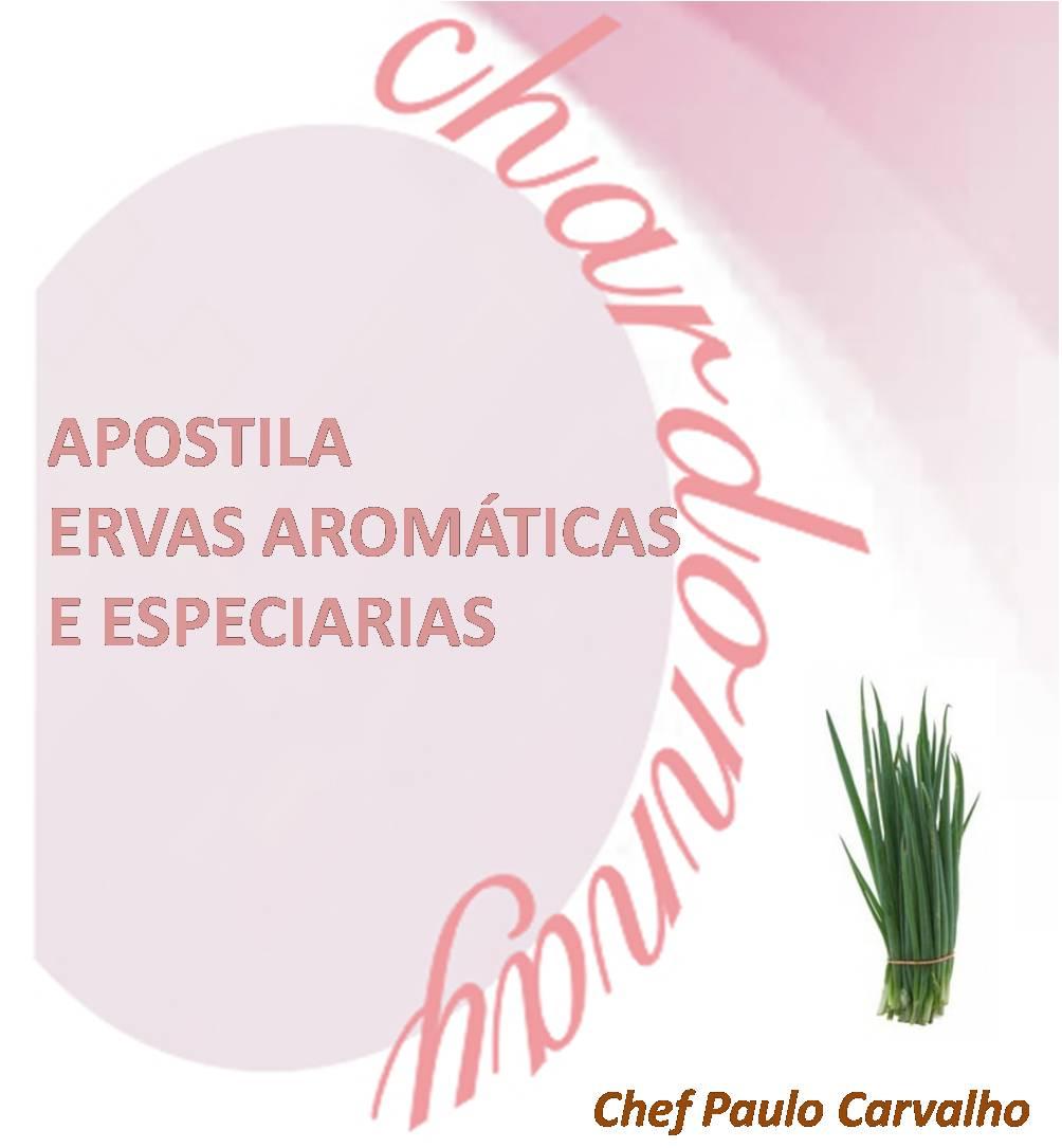 Apostila Ervas Aromáticas e Especiarias