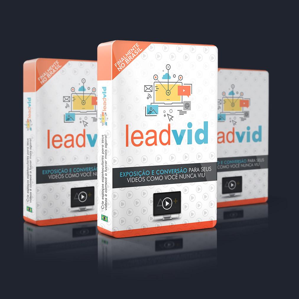 LeadVid - Construtor de Páginas de Captura