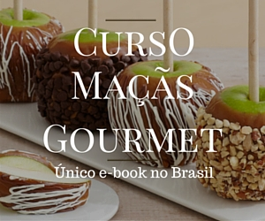 Ebook Faça E Venda: Maçãs Gourmet