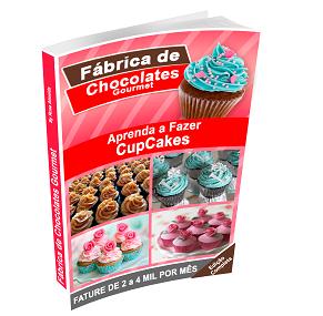 Curso Como Fazer Cupcakes
